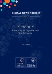 Going Digital - A Roadmap for Organisational Transformation