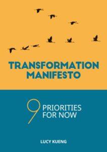 Transformation Manifesto